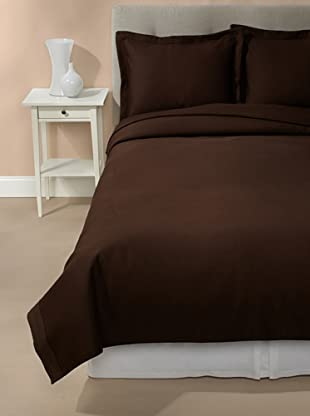 Peacock Alley Adriana Coverlet Set (Chocolate)