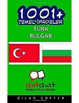 1001+ Basic Phrases Turkish - Bulgarian