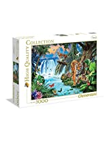 Clementoni Tiger Family Puzzle (3000-Piece)