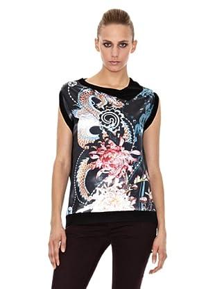 Sidecar Camiseta Leila (Negro)