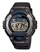 Casio Youth Digital Grey Dial Men's Watch - W-S220-8AVDF (D104)