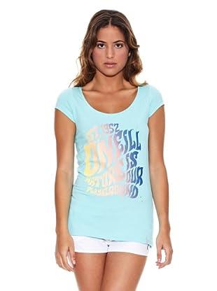 O´Neill T-Shirt Lw Anne S/Slv T (Blau)