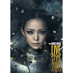 namie amuro LIVE STYLE 2011 [DVD]