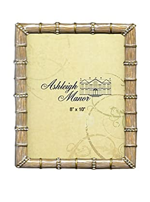 Ashleigh Manor Jeweled Bamboo Photo Frame