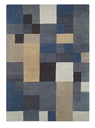 Mili Designs NYC Abstract Rug, 5' x 8'