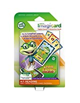 LeapFrog Letter Factory Adventures Imagicard Learning Game (for LeapPads and LeapFrog Epic)