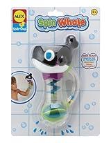 ALEX Toys Rub a Dub Spin Whale