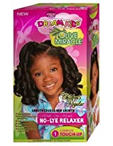 African Pride Dream Kids Olive Miracle Touch Up Relaxer Regular