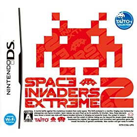 SPACE INVADERS EXTREME 2 スペースインベーダー エクストリーム 2