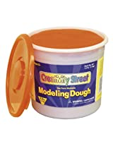 Orange Modeling Dough, lb.