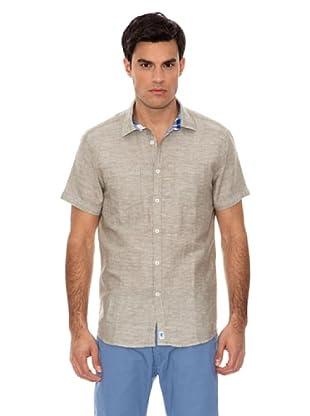 Springfield Camisa Lino