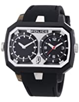 Police Analog Black Dial Men's Watch - PL13076JPB/02A
