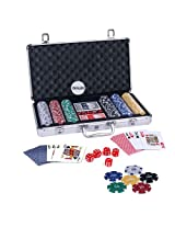 Diced Poker Chip Set with Printing Toy