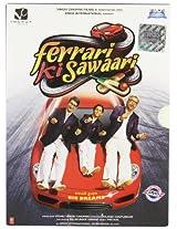 Ferrari Ki Sawaari Movie-DVD