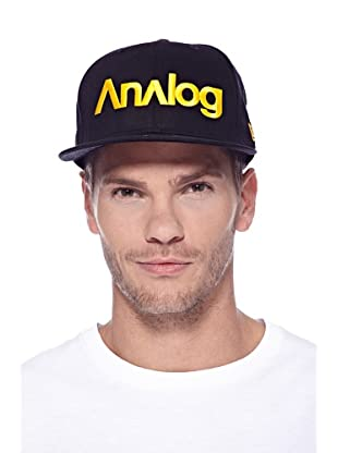 ANALOG Gorra New Era Select (Negro)