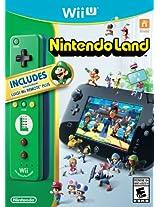 Nintendo Land with Luigi Wii Remote Plus Controller (Nintendo Wii U) (NTSC)