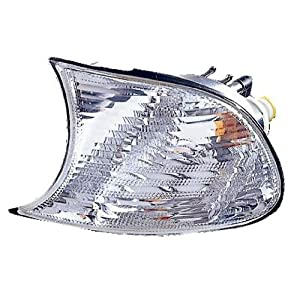 Depo 444-1512L-AS BMW 3 Series Driver Side Replacement Parking/Signal Light Assembly