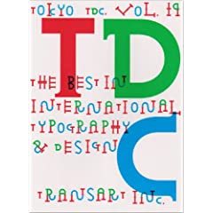Tokyo TDC,�qVol.19�rThe Best in International Typography & Design
