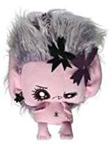 Vamplets - Mourning Gloom - Bad Luck Fairy - Plush Doll - Part of the Nightmare Nursery - Created by My Little Pony and Littlest Pet Shop Designer Gayle Middleton - Enter the World of Gloomvania and the Nightmare Nursery -- If You Dare!