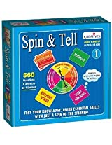 Creative's Game Set - Spin & Tell
