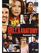 Grey's Anatomy Season 1 DVD