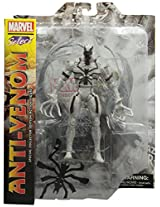 Diamond Select Toys Marvel Select Anti Venom Action Figure, Multi Color