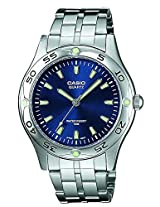 Casio Enticer Analog Blue Dial Men's Watch - MTP-1243D-2AVDF (A217)