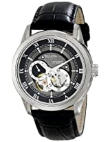 Bulova Automatic Analog Black Dial Men's Watch - 96A135