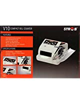 STROB V-10 Money Counting Machine with Fake Note Detector