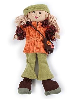 My Doll Muñeca Terza  naranja