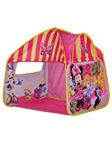 Disney Character Tent, Multi Color (Minnie's Bow-Tique)