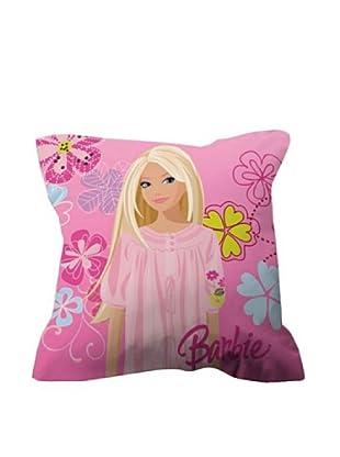Euromoda Funda De Cojín Barbie Chic (Fucsia)