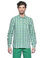 Salewa Camisa Pelusios Co M (Verde)
