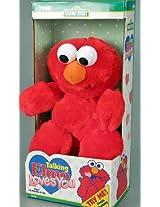 """16"""" Plush Talking Elmo Loves You"""