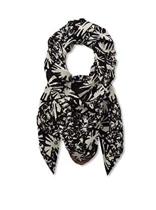 Moio Women's Abbo Ayo Scarf (Ivoire Noire)
