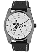MTV Analog Multi-Colour Dial Men's Watch - B7010WH