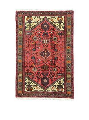 Eden Teppich Hamadan mehrfarbig 84 x 125 cm