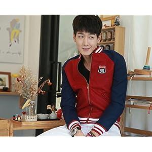 OnlyUrs Autumn Baseball Long Sleeve Jacket