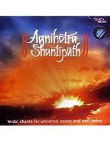 Agnihotra-shantipath(indian/regional/devotional/spiritual/chants for peace)