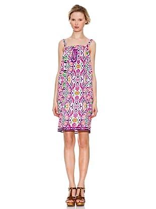 Tonalá Vestido Rebeca (Multicolor)