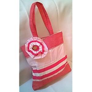 VI High Style Missy Pink Hand Bag