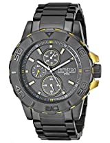 Armitron Men's 20/4868YLDG Stainless Steel Watch