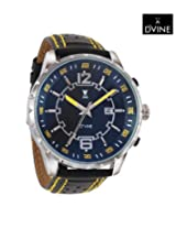 DVINE Blue Dial Men's Watch DM6001 YL01