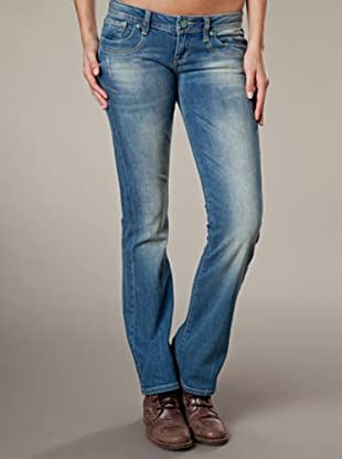 LTB Jeans Valerie Bootcut Low Rise (Dunkelblau/Grau)