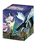Pokemon JAPANESE Black White Card Supplies Mewtwo Kyuremu Deck Box