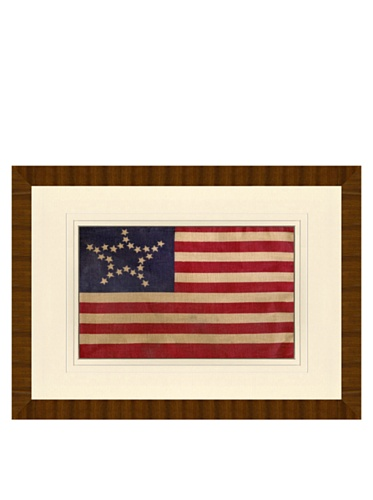 Reproduction of 25-Star American Flag Circa 1836, 24