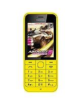 Nokia 220 (Dual SIM, Yellow)