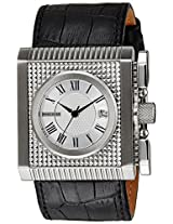Marc Ecko Fashion Analog Silver Dial Men's Watch - E15093G1