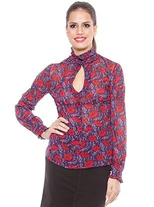 Ungaro Blusa Amapola (Rojo)