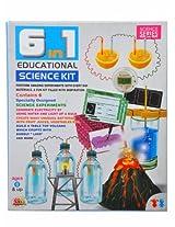 6 in 1 educational science kit